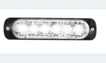 LED flasher<br>Flasher | LED | 6 LEDs | 12‑24V | white