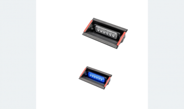 LED flasher<br>Flasher | windscreen | LED | 6 LEDs | 12‑24V | blue